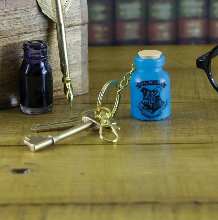 HARRY POTTER - Light Up Keyring