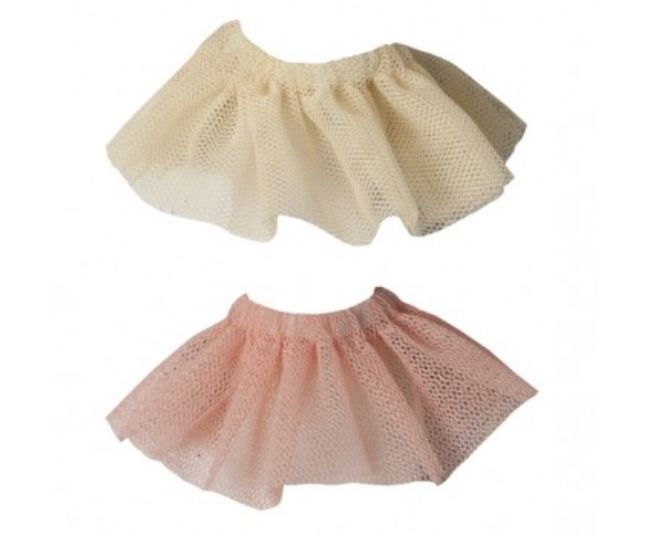 Micro, Tulle Tutu skirt, 2 pieces