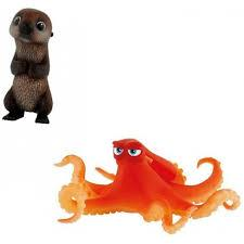 Finding Dory Gift Box with 2 Figures Otter & Hank