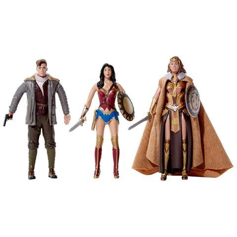 WONDER WOMAN (2017) MOVIE 3PC. SET