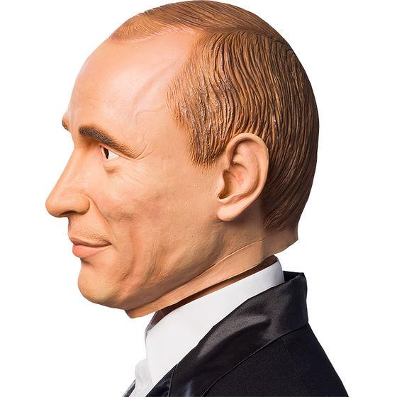 Masque en latex - Putin