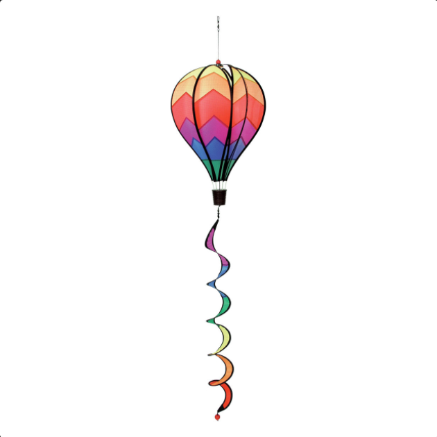 Windspiel Ballon Sunrise