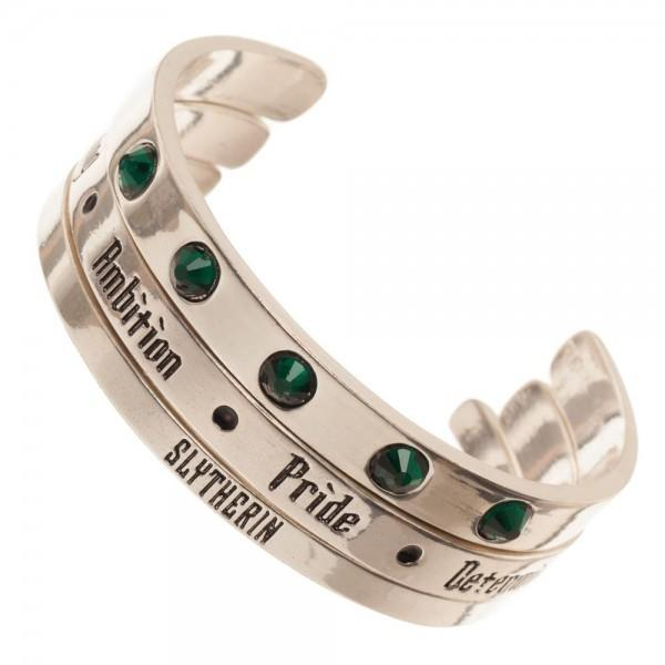 SLYTHERIN 3PK CUFF SET