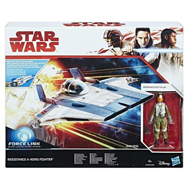 Star Wars The Last Jedi A Wing Resistance Fighter