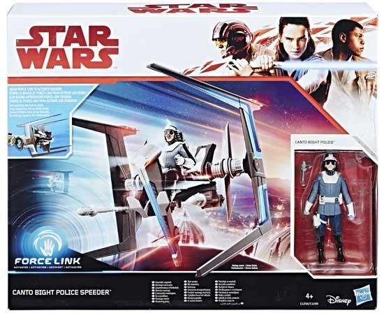Star Wars Force Link Canto Bight Police