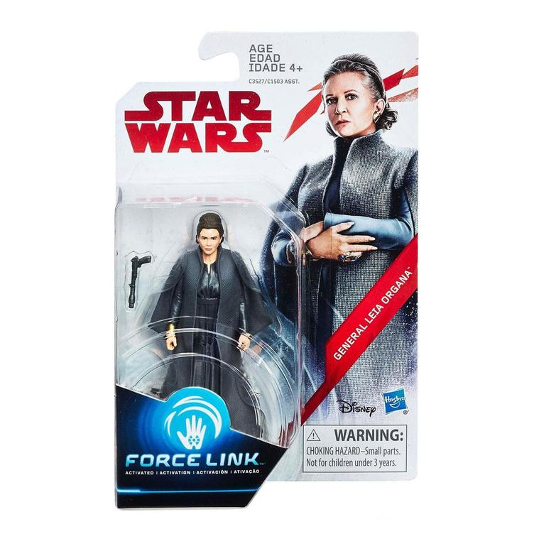 Figurka Star Wars General Leia Organa