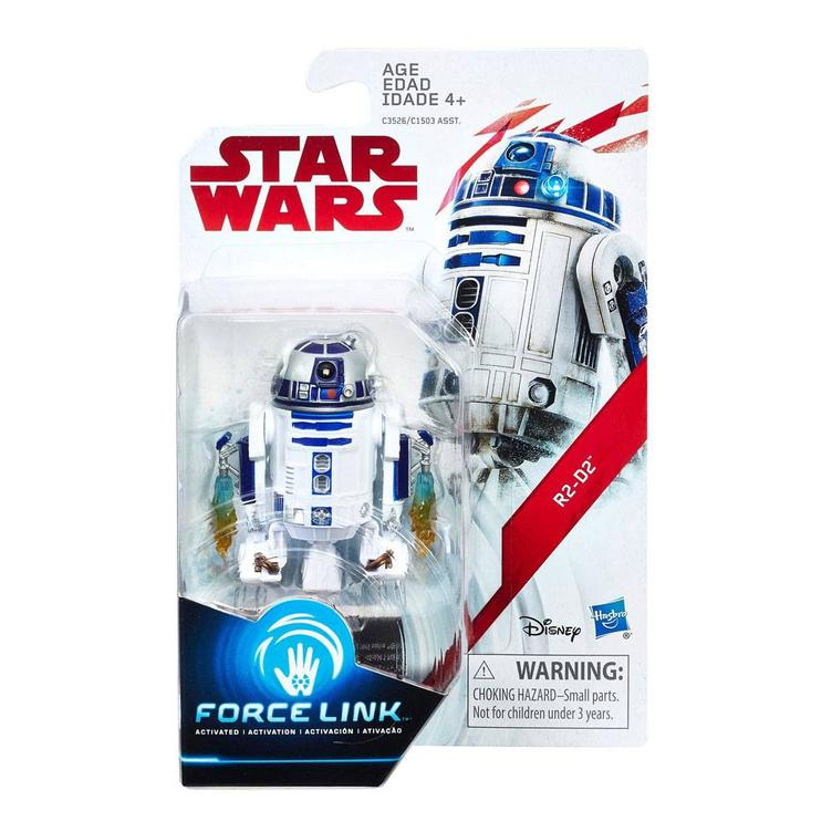 Star Wars Force Link R2-D2 Figure