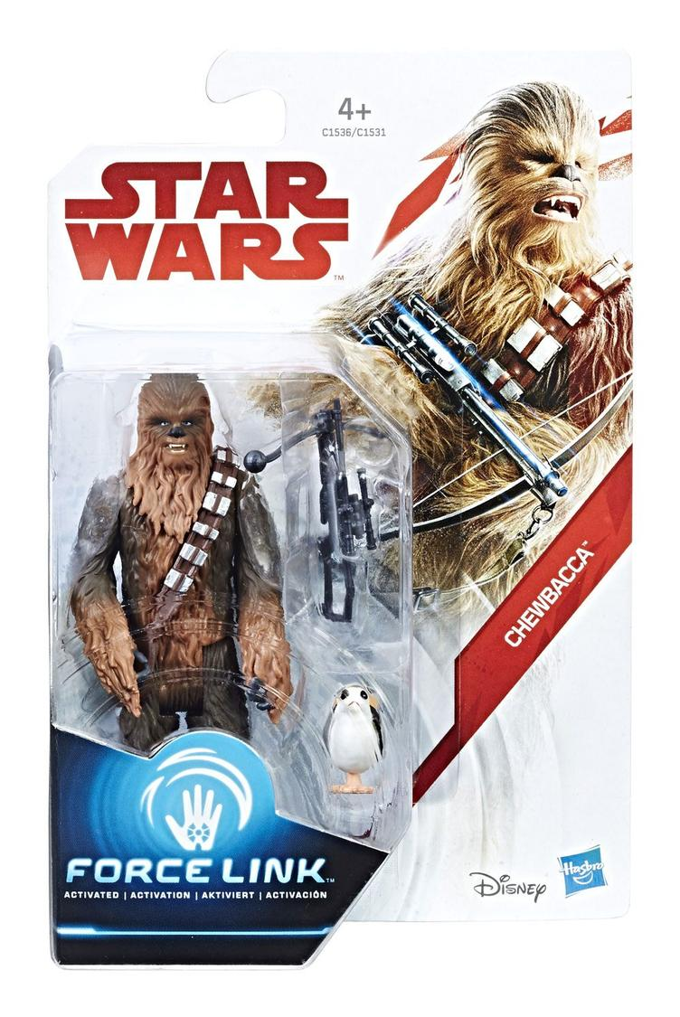 Star Wars - Force Link Wave 3 Actionfigur Chewbacca
