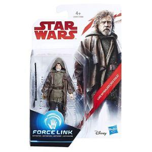Star Wars - Luke Skywalker Force Link Figure
