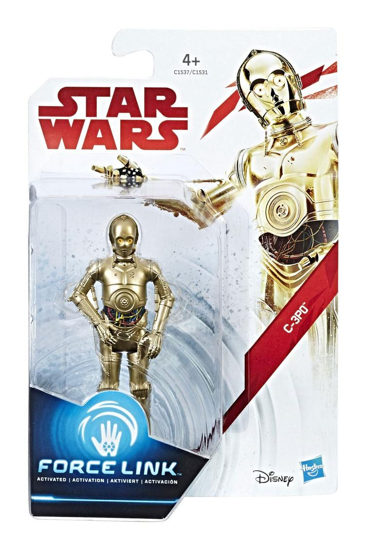 Star Wars Episode 8 Forcelink Figur C-3PO