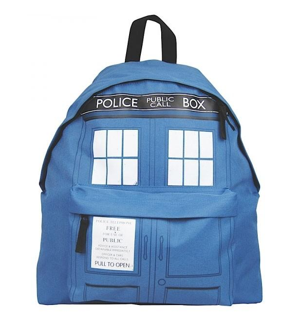 Doctor Who - Sac à dos Tardis