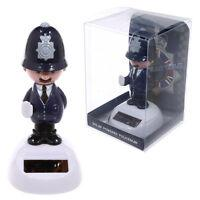 Policeman - Solar Powered Pal Moving Figure