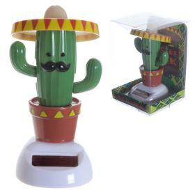 Cactus - Solar Powered Pal Moving Figure
