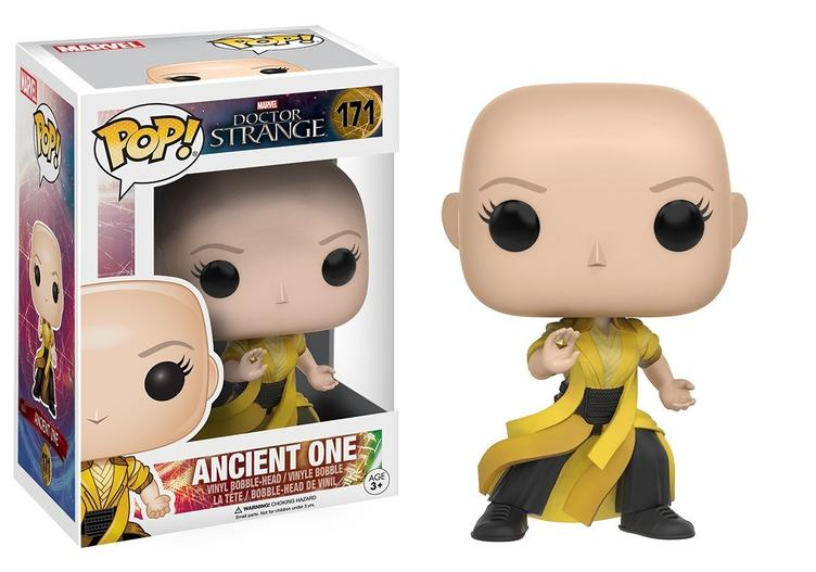 POP! Marvel 171: Doctor Strange- Ancient One