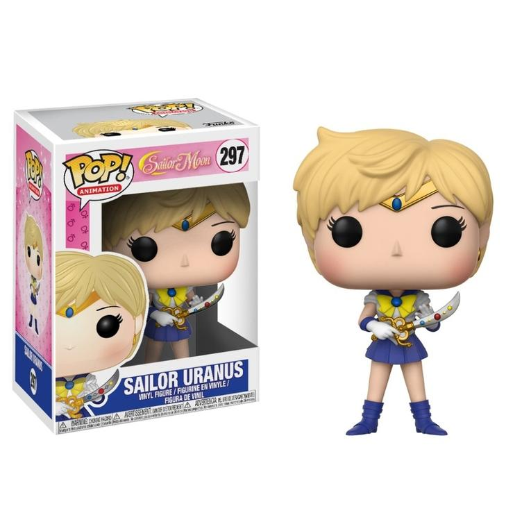 Sailor Moon W2 Sailor Uranus POP!