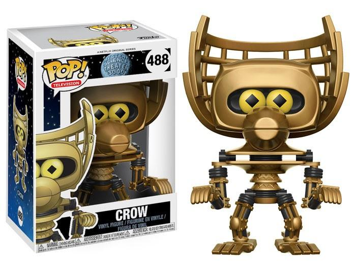 Funko POP! Television 489: Mystery Science Theater 3000- Crow