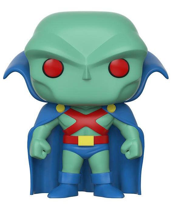 Pop! Heroes Justice League Unlimited - Martian Manhunter
