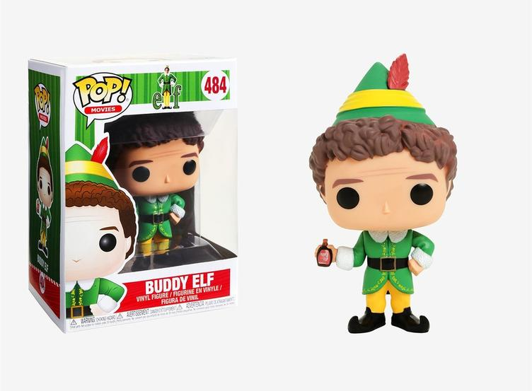 Funko Pop Movies: Elf - Buddy Elf