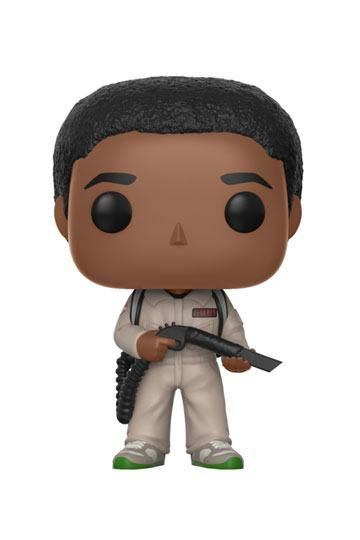 Stranger Things POP! TV Vinyl Figur Lucas Ghostbuster 9 cm