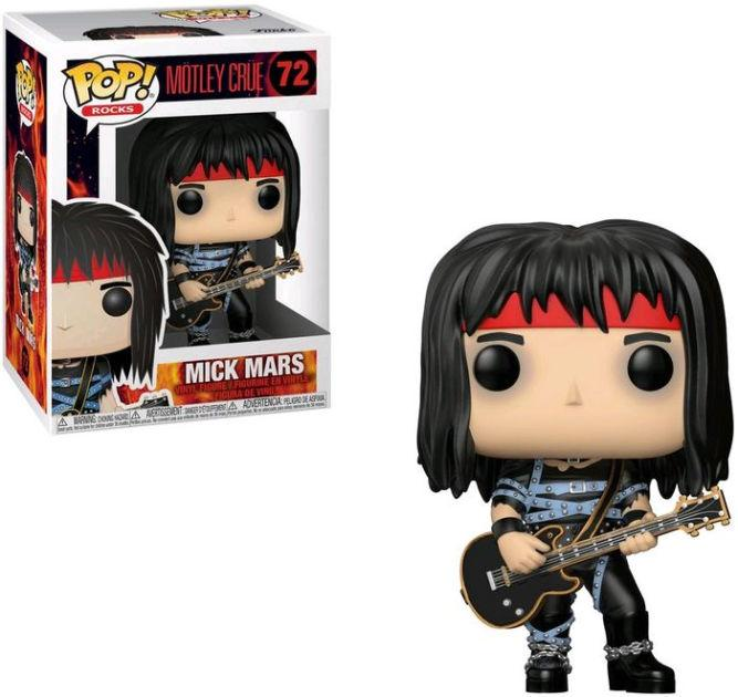 POP Rocks: S4- Mötley Crüe- Mick Mars