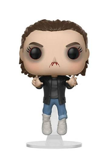 Stranger Things POP! Movies Vinyl Figur Eleven Elevated 9 cm