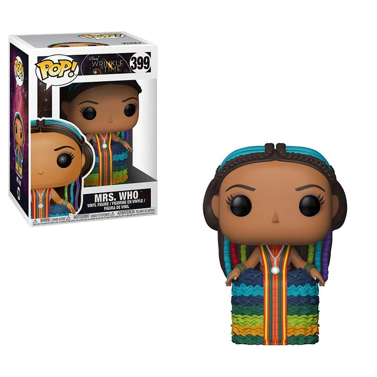 A Wrinkle In Time Mrs. Who Funko Pop