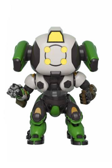 Overwatch Super Sized POP! Games Vinyl Figur Orisa OR-15 Skin GameStop Exclusive 15 cm