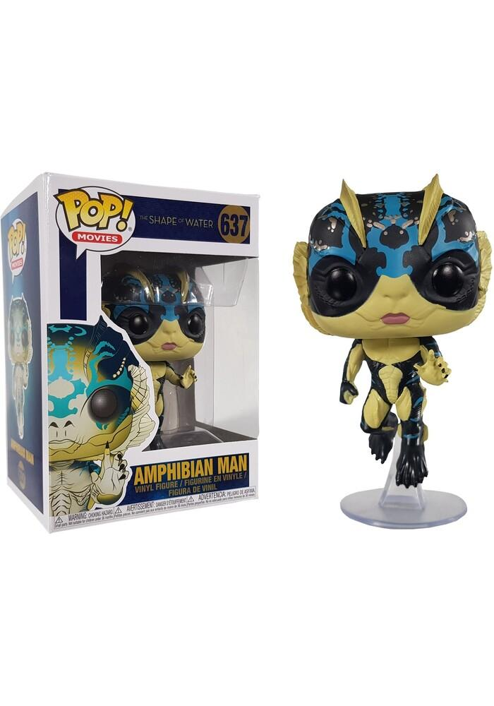 POP Movies: Shape of Water - Amphibian Man