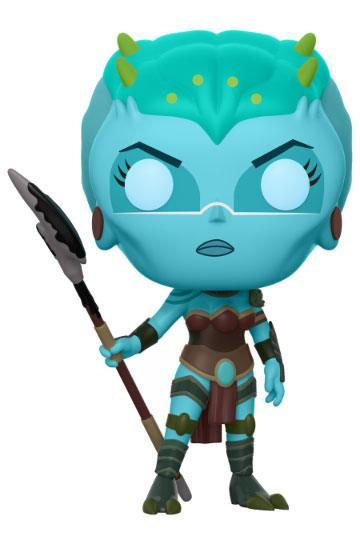 Rick and Morty POP! Animation Vinyl Figur Kiara 9 cm