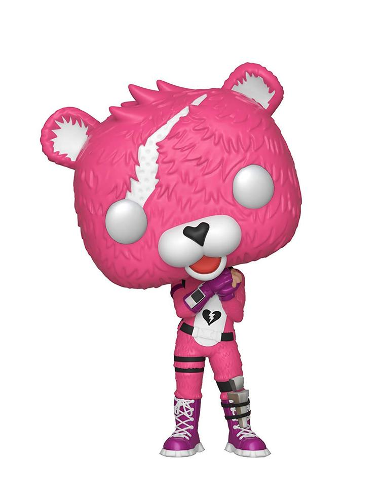FORTNITE POP! Vinyl Figur 9 cm - Cuddle Team Leader