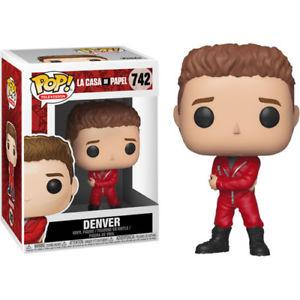 Money Heist (La Casa de Papel) - Denver (aka Daniel Ramos) Pop!