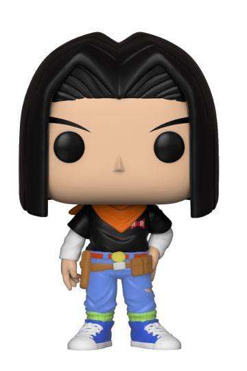 Dragonball Z POP! Animation Vinyl Figur Android 17 9 cm