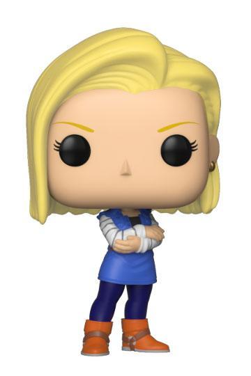 Dragonball Z POP! Animation Vinyl Figur Android 18