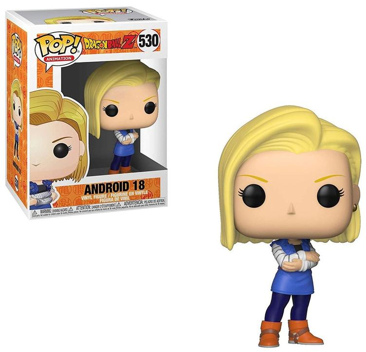 POP! Animation 530: DragonBall Z - Android 18