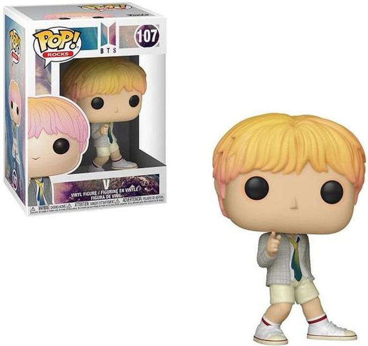 BTS Funko POP! Rocks V