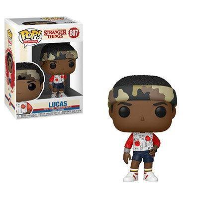 Figur Lucas Stranger Things POP