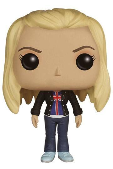 Doctor Who POP! Television Vinyl Figur Rose Tyler 9 cm