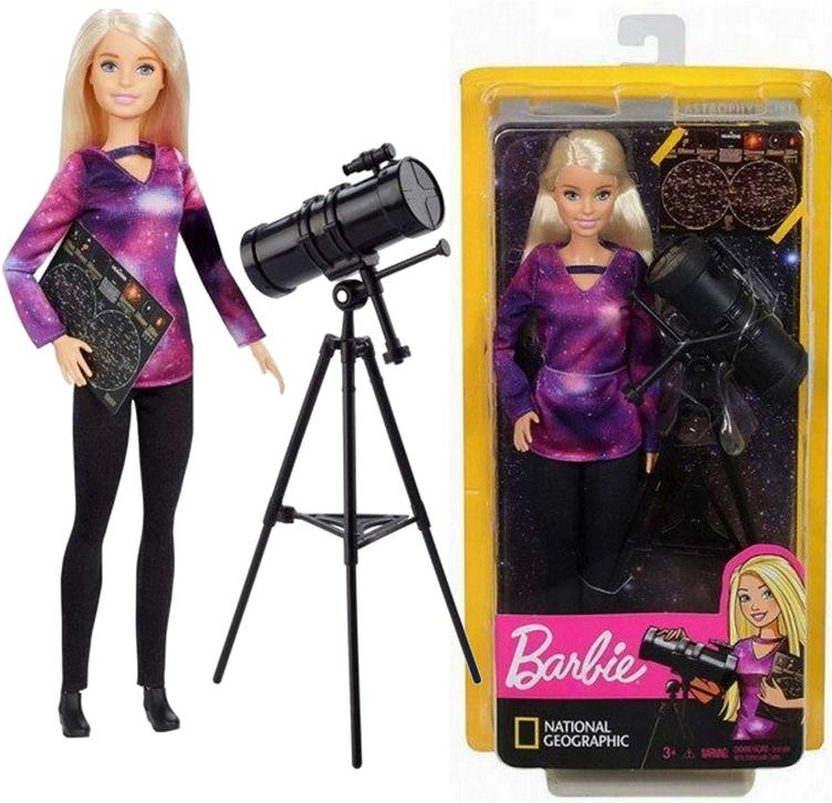 Barbie Astophysikerin