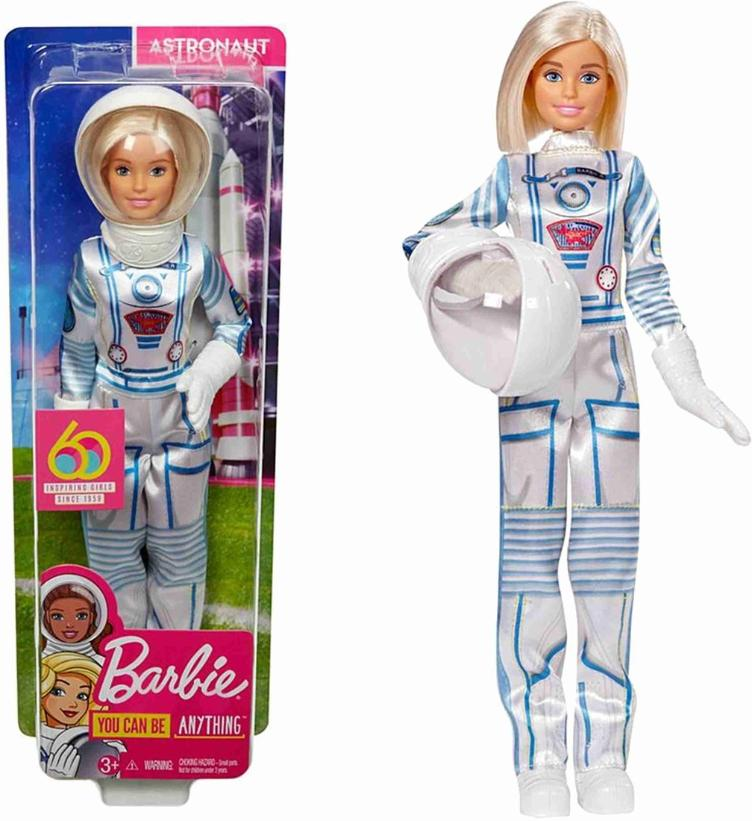 Barbie Astronautin