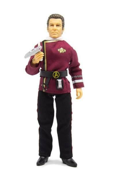 Star Trek WoK Actionfigur Captain Spock 20 cm