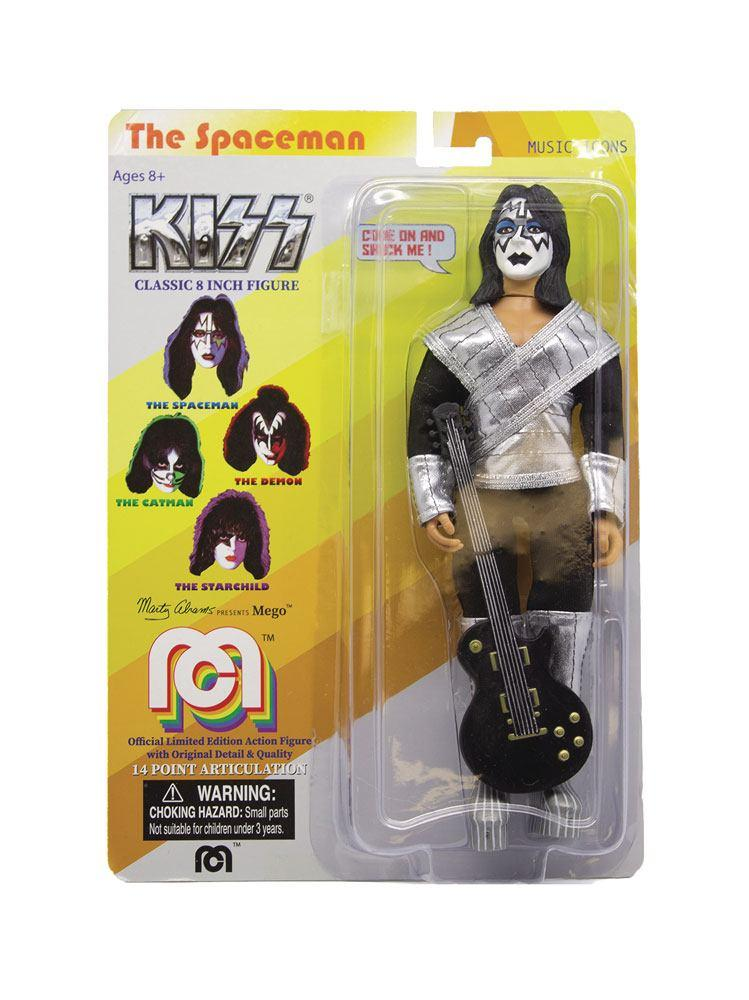 Kiss Actionfigur Love Gun Spaceman 20 cm