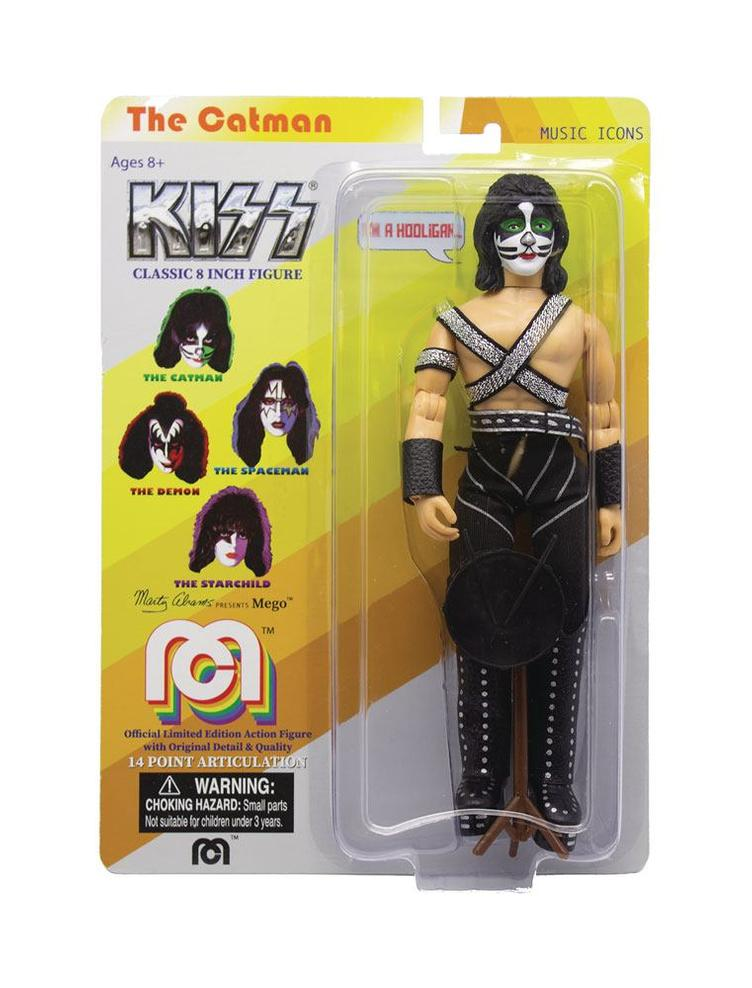 Kiss Actionfigur Love Gun Catman 20 cm