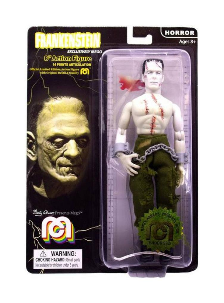 Frankenstein Actionfigur Frankenstein Bare Chest 20 cm