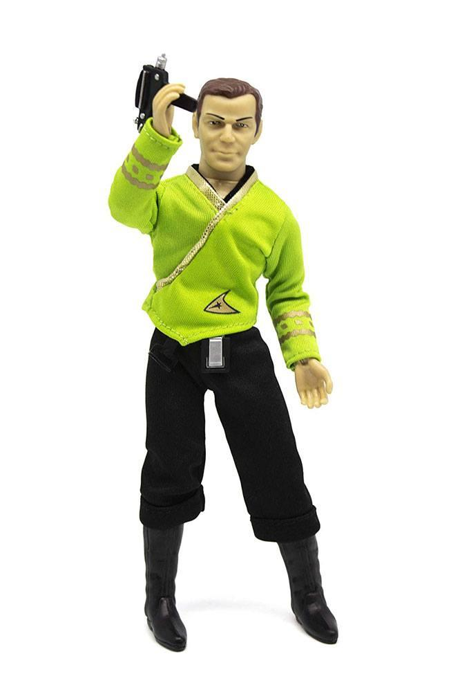 Star Trek TOS Actionfigur Captain Kirk (The Trouble with Tribbles) 20 cm