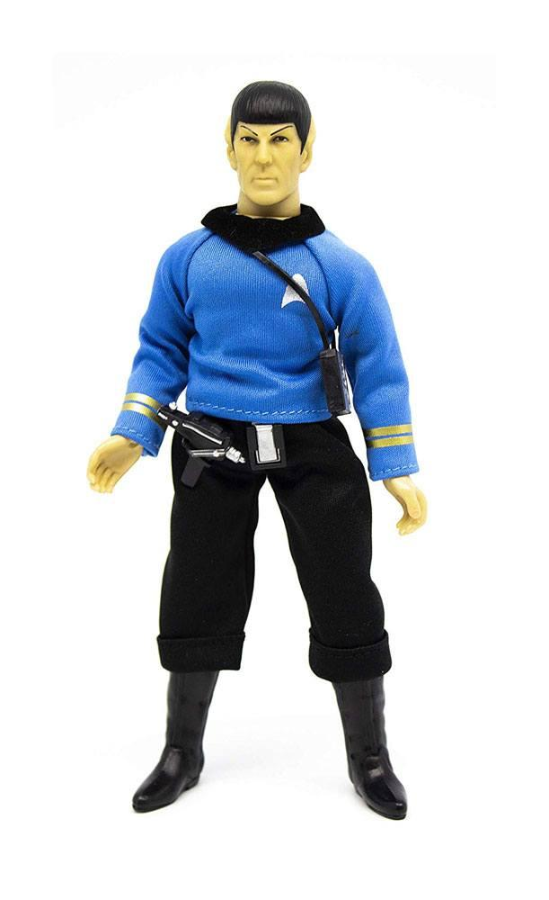 Star Trek TOS Actionfigur Mr. Spock (The Trouble with Tribbles) 20 cm