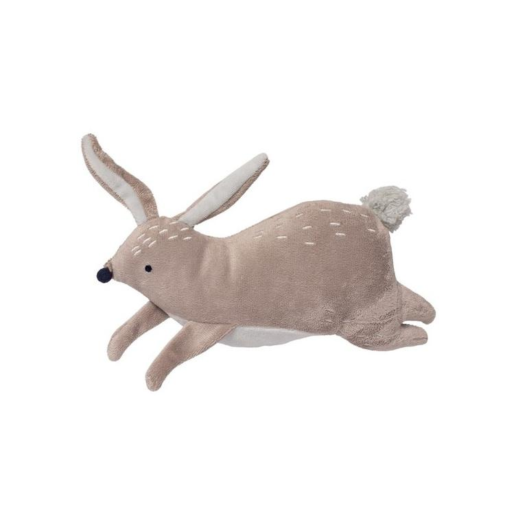 Camp Acorn Bunny Plush