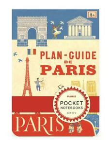 PARIS Pocket Notebooks