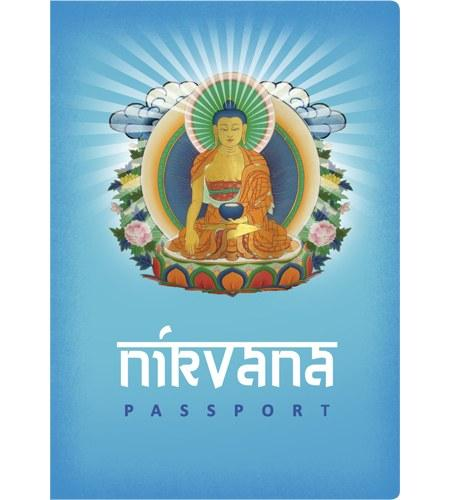 Nirvana Passport - Notebook