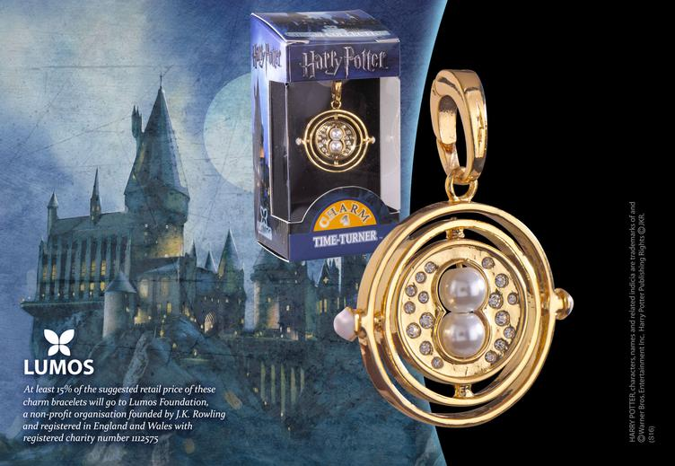 Harry Potter - Time Turner - Anhänger