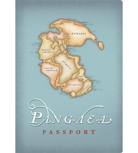 PANGAEA Passport - Notebook